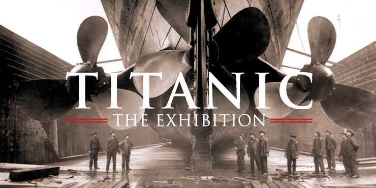 Världsutställningen Titanic The Exhibition