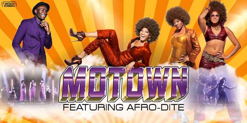 Motown featuring Afro-dite – En hyllning till soulen