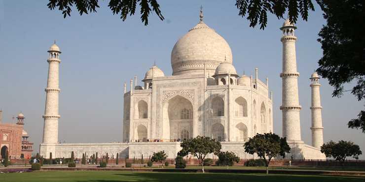 Reseföredrag om resan till Indien 14-22 november
