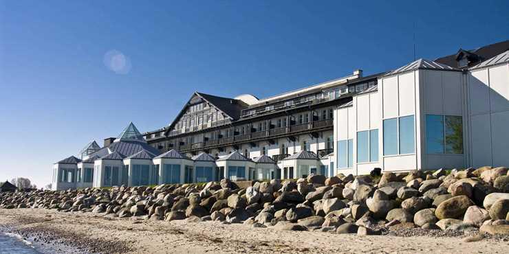 Höstsemester på Marienlyst strand- och badhotell
