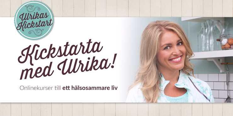 Ulrikas Kickstart hjälper dig till ett hälsosammare liv!
