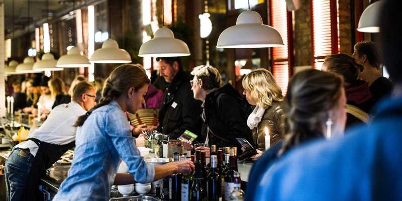 Tävla om två platser till den blå rundan på Matnatten i Malmö den 7 april