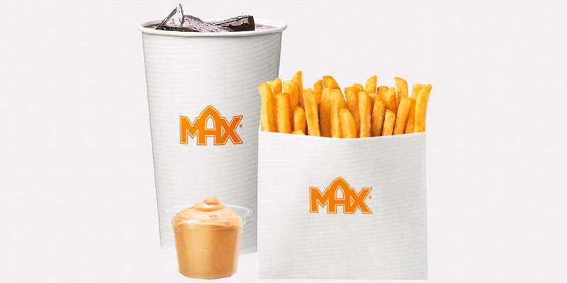 Uppgradera din meny på Max Hamburgare