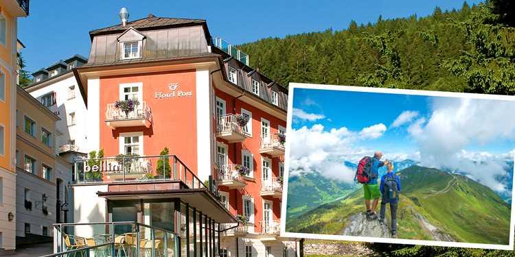 Upplev Alperna i sommar – Res två betala för en till Bad Gastein