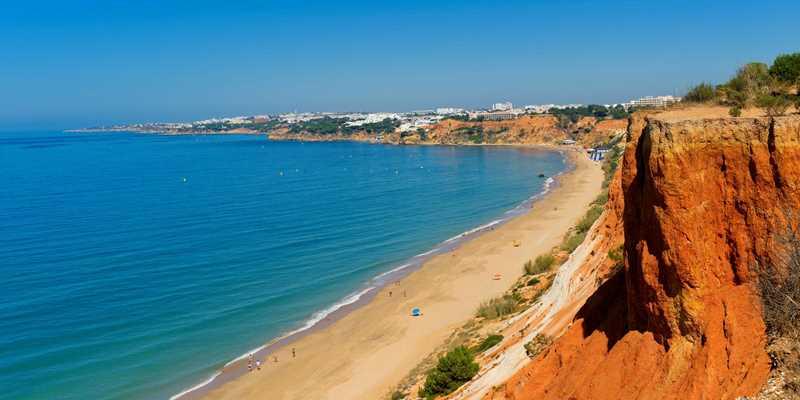 Algarve i en månad med sol och värme mitt i vintern!