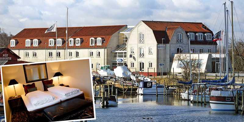 Hotellvistelse nära Köpenhamn