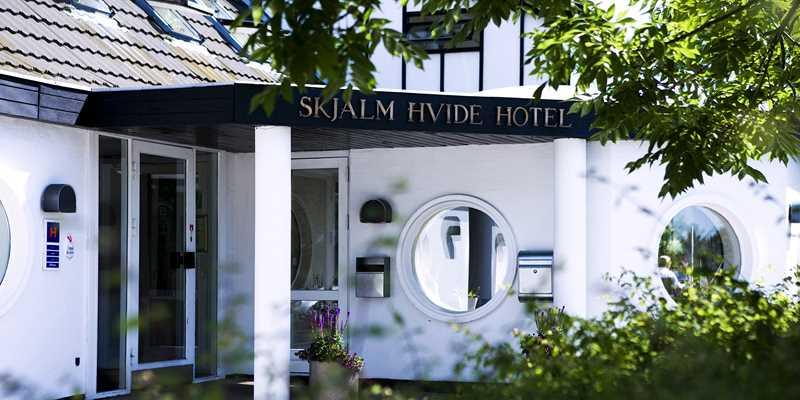 Tre dagar på hotell på Nordsjälland