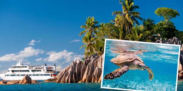Seychellerna naturkryssning