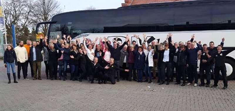 Shoppingresa med BK Buss till Priss gränsbutik i Burg, Tyskland.