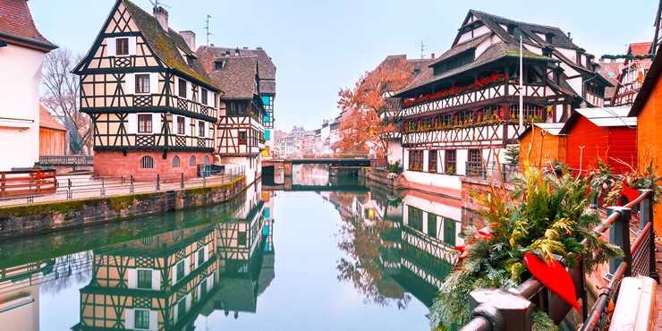 Avkopplande och stämningsfull Julmarknadskryssning, Köln-Strasbourg