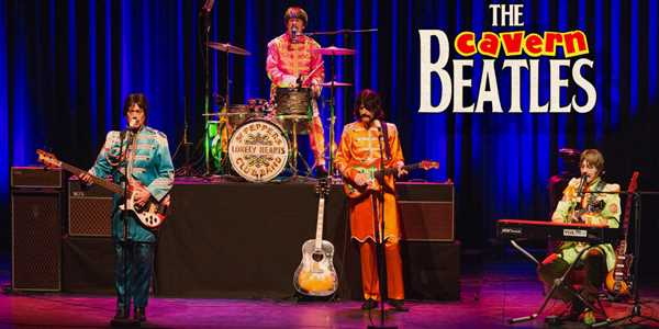 The Cavern Beatles specialkonsert!
