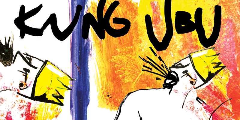 Kung Ubu kommer till Landskrona