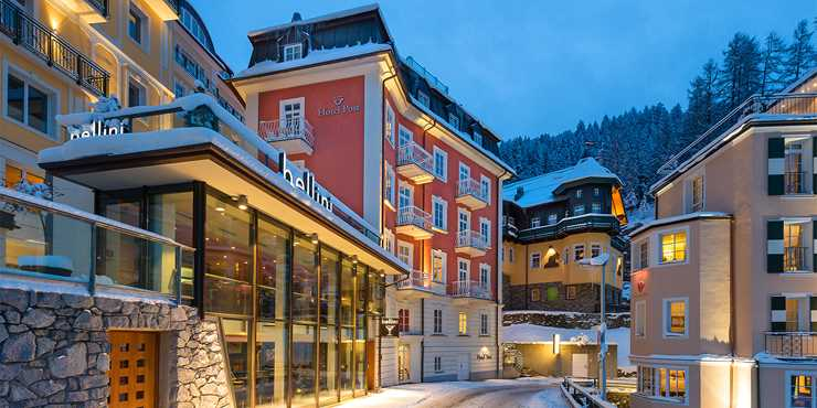 Upplev ett fantastiskt julbord i Bad Gastein
