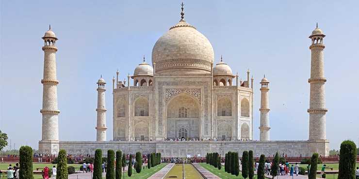 Res till Indien med oss 14-22 november