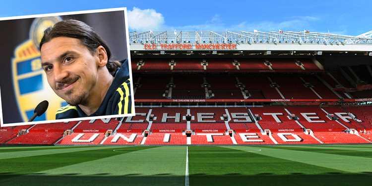 Se Zlatan och Manchester United