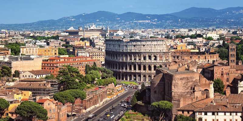 Följ med Resia till Rom! En resa där det mesta ingår.