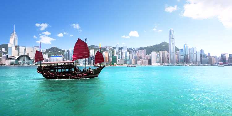 Hongkong i vår!