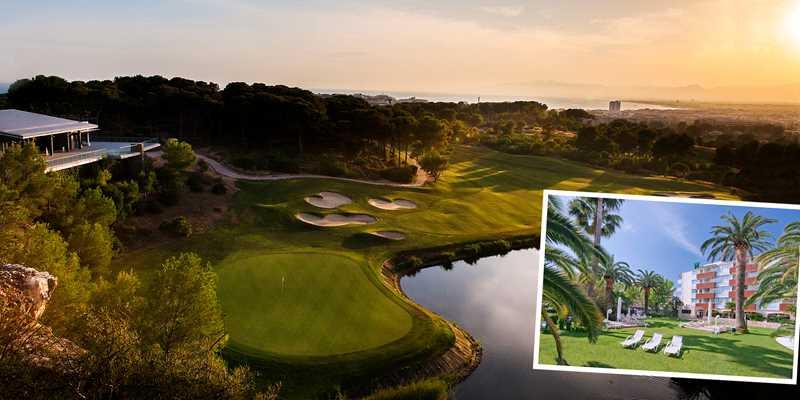 Golfresa till underbara Costa Daurada i Spanien!