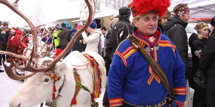Jokkmokks Marknad 2018