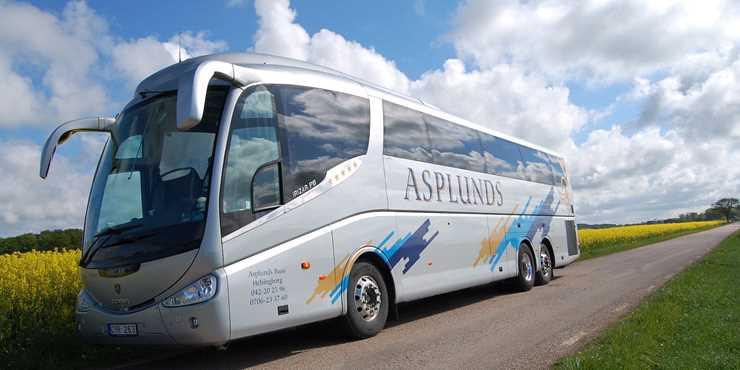 Shoppingresa med Asplunds Buss till Priss gränsbutik i Burg, Tyskland