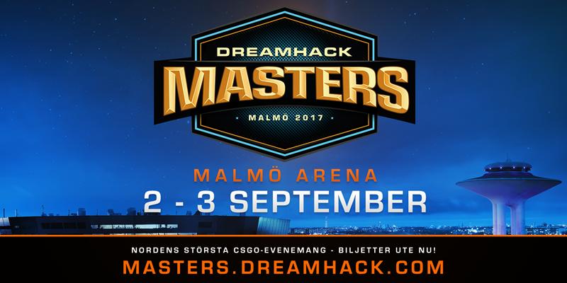 DreamHack Masters i Malmö